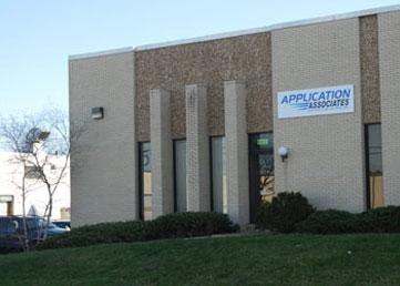 Building of Application Associates